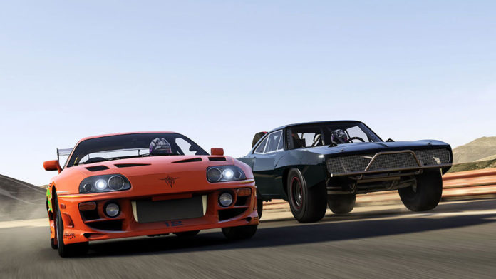 Forza Motorsport 6: Fast & Furious Car Pack
