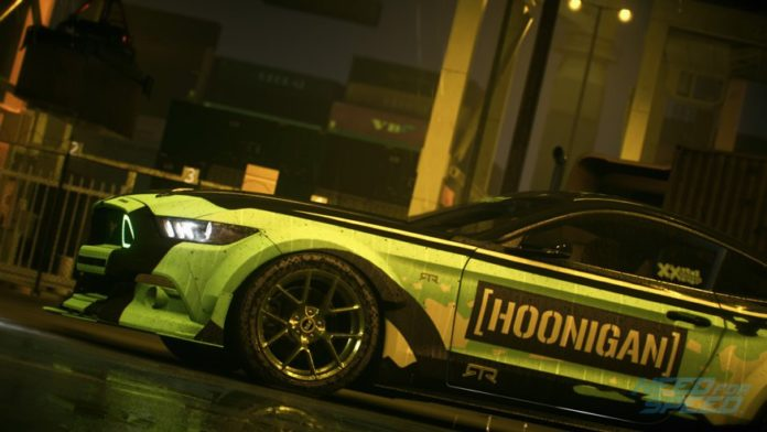 Need for Speed: Folien-Editor
