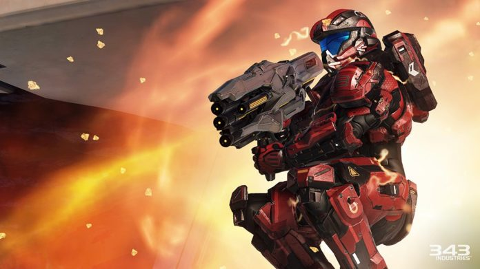 Halo 5: Guardians Warzone