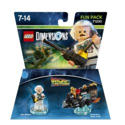 LEGO Dimensions - Back to the Future