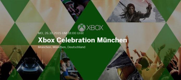 Xbox Celebration München