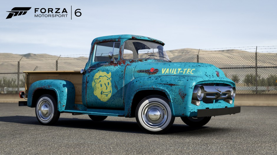 Forza Motorsport 6: 1956 Ford F100