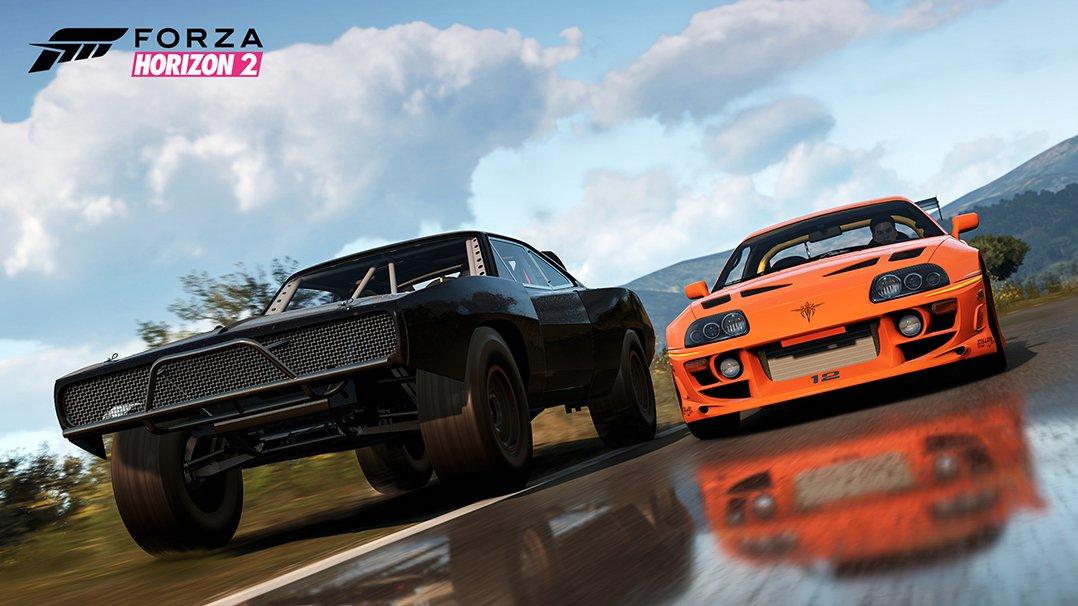 Forza Horizon 2: Fast & Furious Car Pack