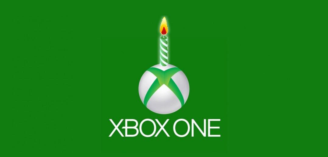 Xbox One Happy Birthday