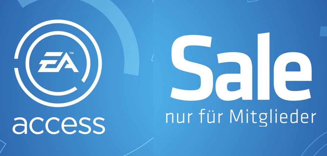 EA Access Sale