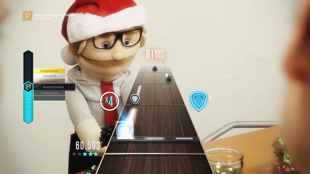 Guitar Hero Live - Christmas