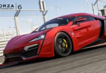 Forza 6 - 2016 W Motors Lykan HyperSport