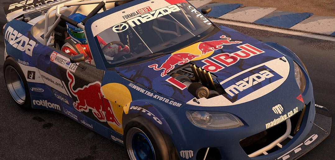 Project CARS: Stancework Track Expansion