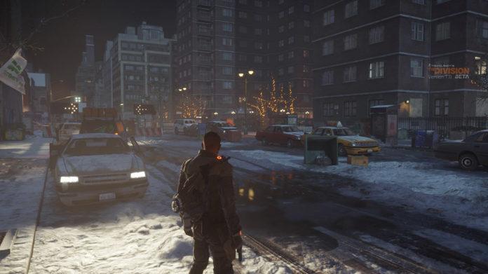 The Division: Beta Screenshot