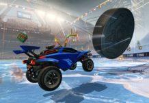 Rocket League - Snow Day