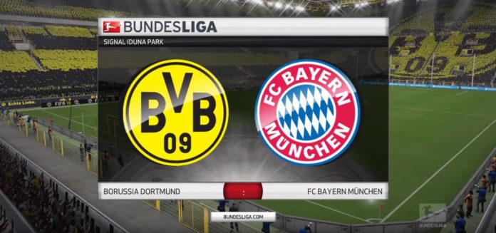 FIFA 16 Borussia Dortmund - FC Bayern München