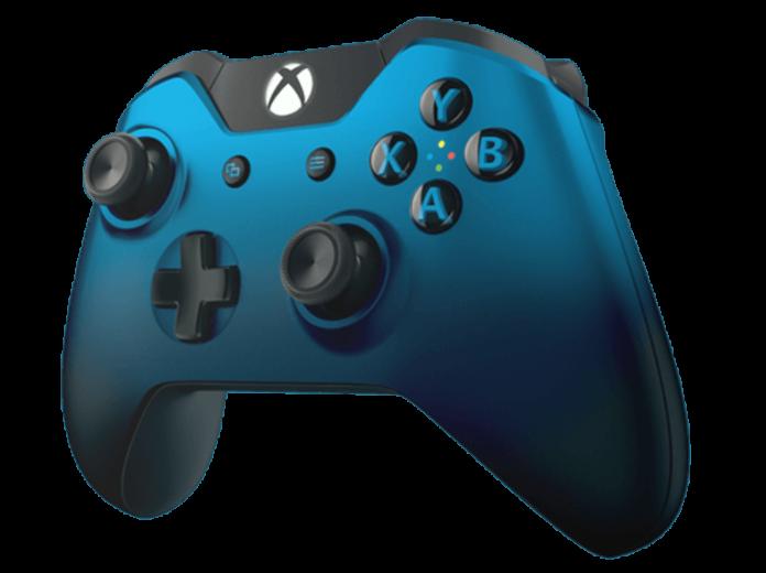 Xbox One Controller - Dusk Shadow