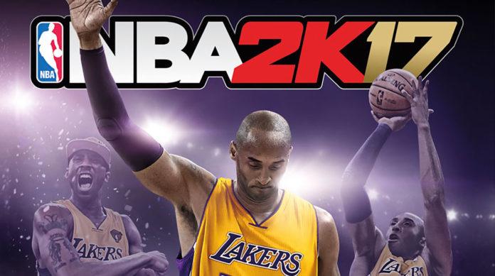 NBA 2K17: Kobe Bryant