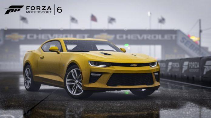 Forza Motorsport 6 - Hot Wheels Car Pack