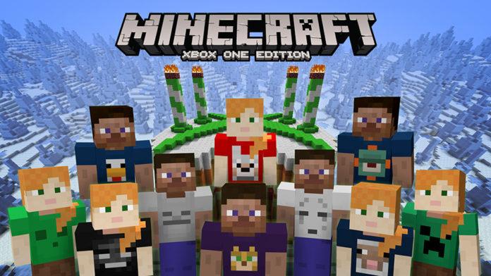 Minecraft Xbox Edition Feiert Geburtstag Kostenlosen DLC Für Alle - Minecraft spiele geburtstag