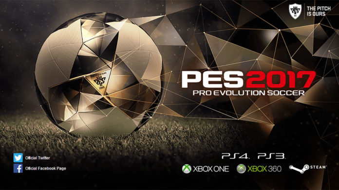 pes 2017 e3 2016 teaser trailer. Black Bedroom Furniture Sets. Home Design Ideas