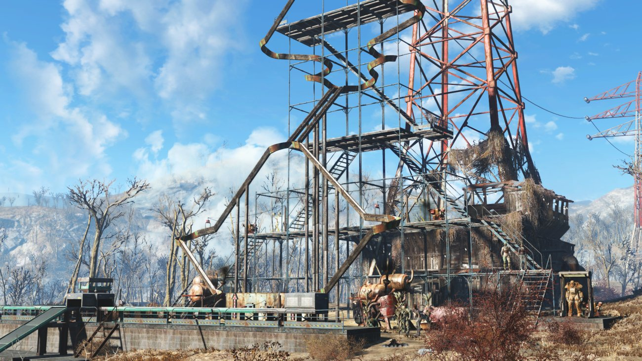Fallout 4 Erweiterung Contraptions