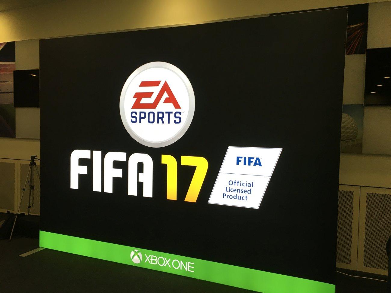 FIFA 17 - Preview - München