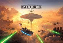 Star Wars Battlefront Bespin