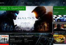 Xbox One Dashboard - Sommer 2016
