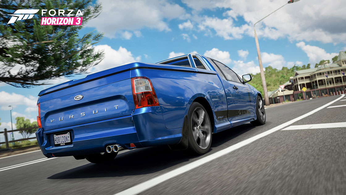 Forza Horizon 3 - 2014 Ford FPV Limited Edition Pursuit Ute