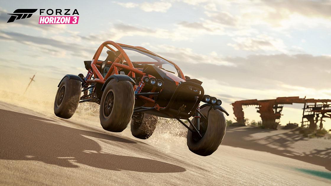 Forza Horizon 3 - 2016 Ariel Nomad