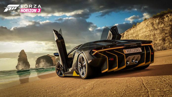 Forza Horizon 3 - 2016 Lamborghini Centenario LP 770-4