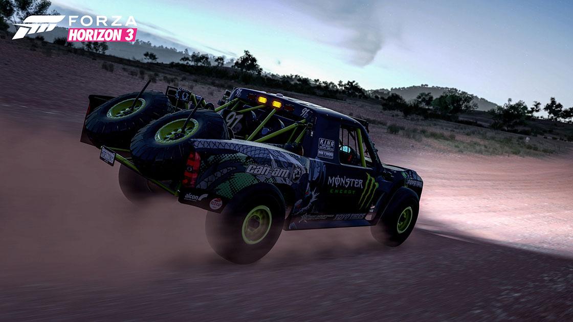 Forza Horizon 3 -