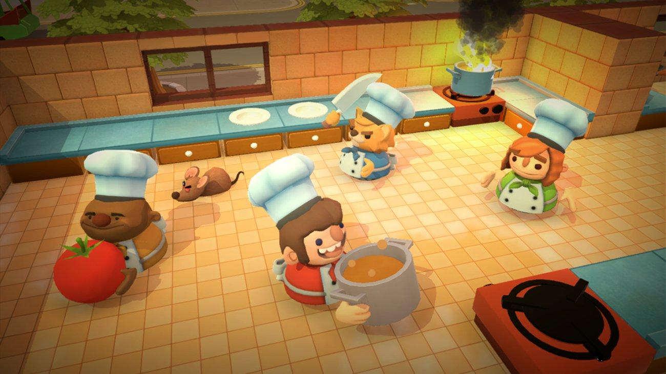 Overcooked für Xbox One