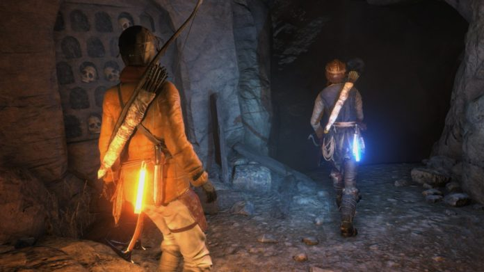 Rise of the Tomb Raider Blutsbande