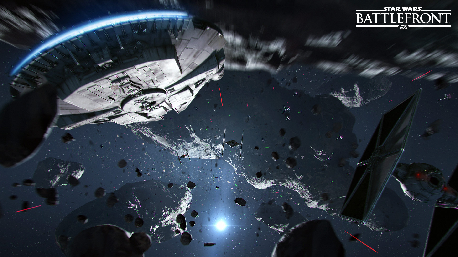 Star Wars Battlefront: Todesstern
