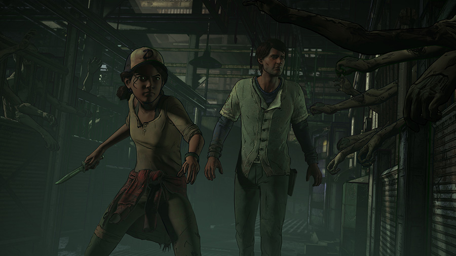 The Walking Dead: Season 3 - Neue Screenshots