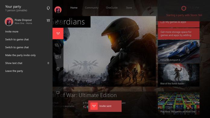 Xbox One Anniversary Update