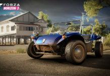 Forza Horizon 3 - Forza Garage Woche 4