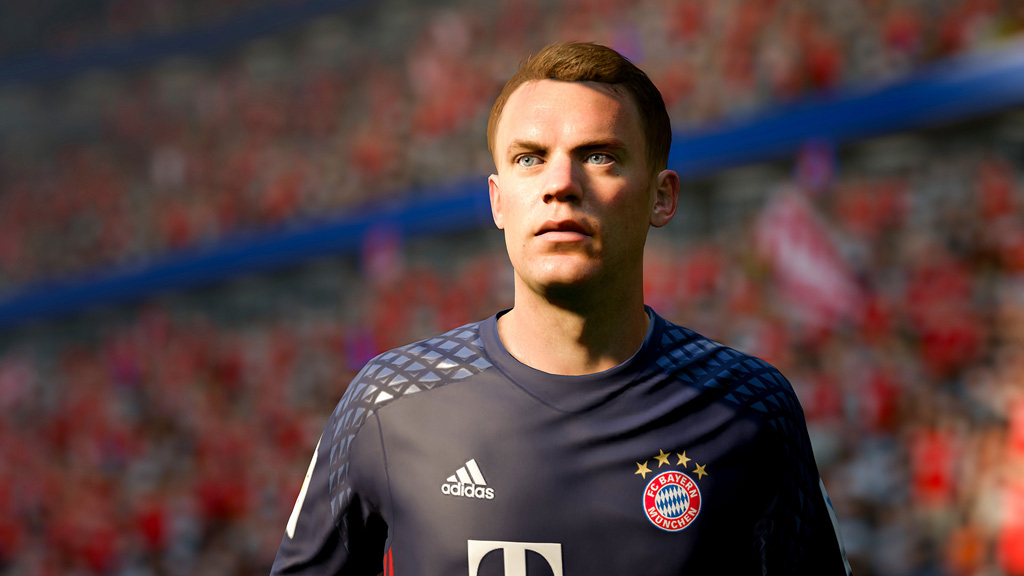 FIFA 17 - FC Bayern