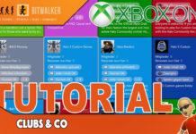 Xbox Live: Clubs von Bitwalker im Video vorgestellt