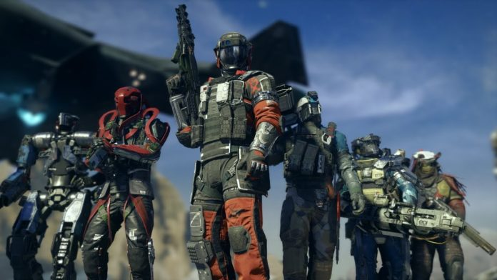 Call of Duty: Infinte Warfare - Multiplayer