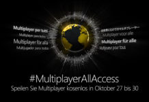 Multiplayer All-Access Event