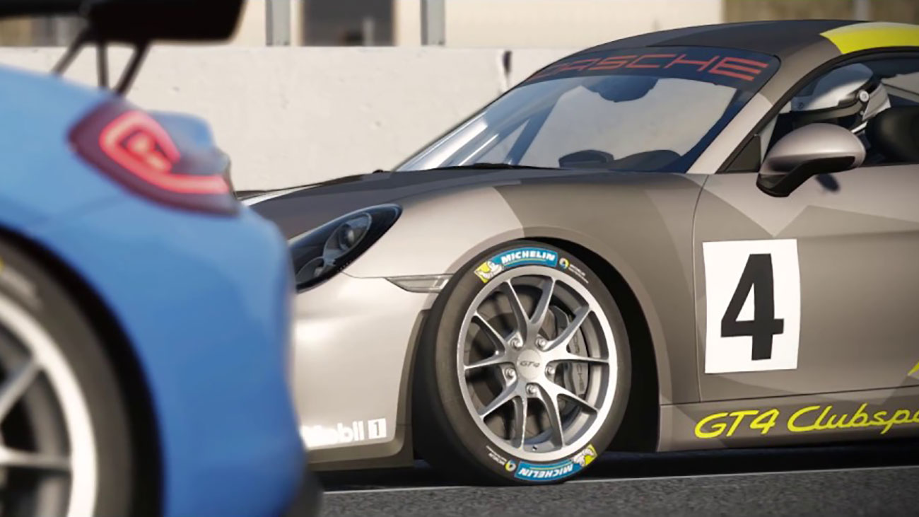 Assetto Corsa Porsche Pack Volume 1