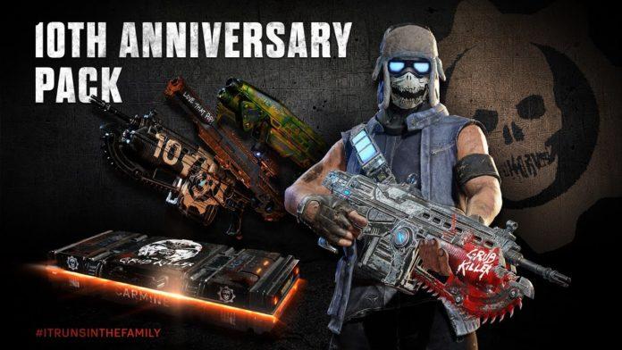 Gears of War feiert 10. Geburtstag