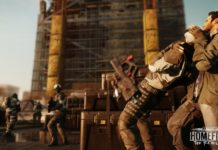 Homefront: The Revolution Aftermath DLC