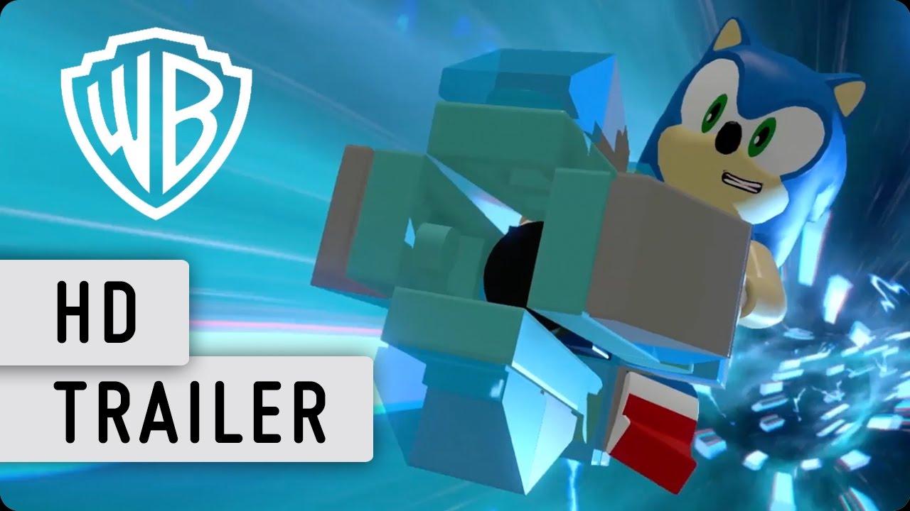 LEGO Dimensions – Sonic the Hedgehog