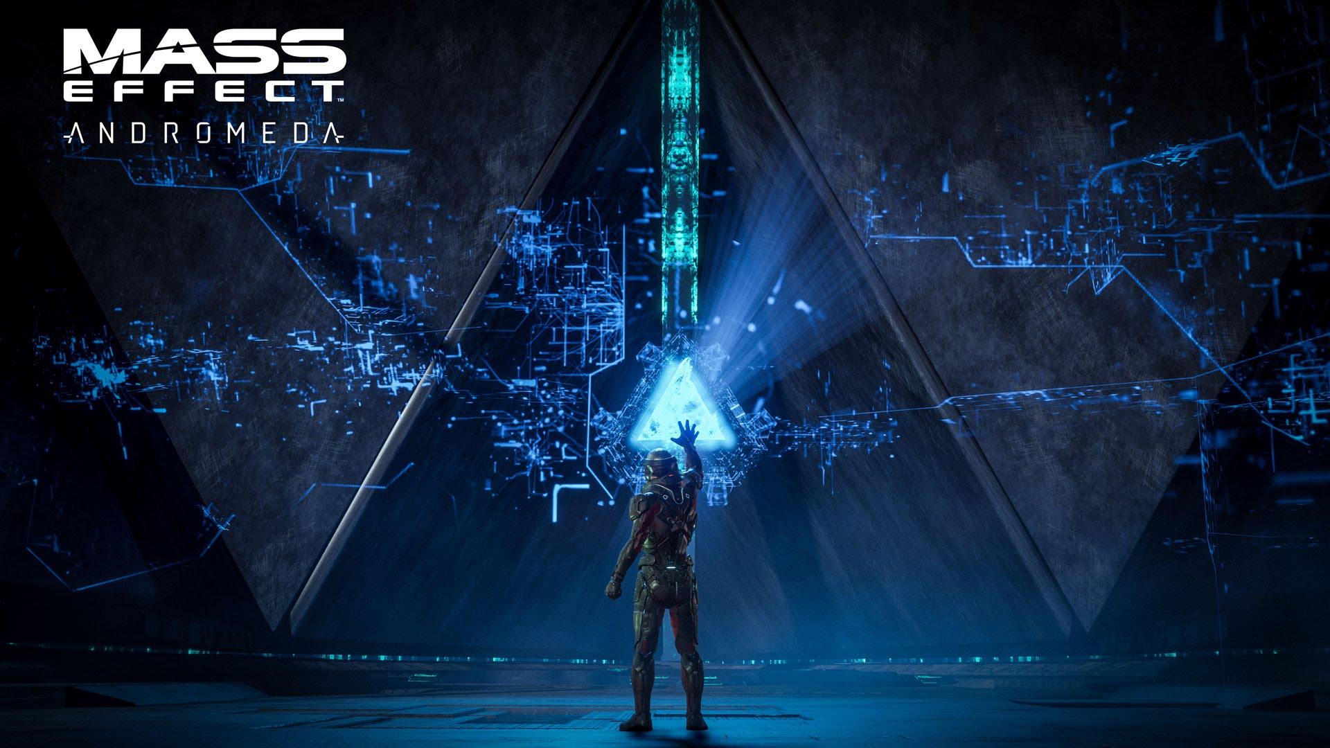 EA und Bioware haben den Mass Effect Andromeda: Offizieller Ankündigungstrailer veröffentlicht