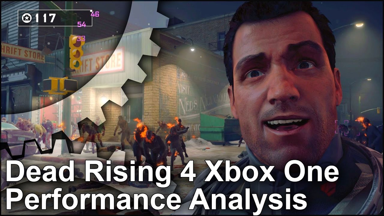 Dead Rising 4 im Framerate Test von Digital Foundry » InsideXbox.de
