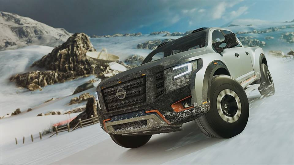 Forza Horizon 3 Blizzard Mountain Expansion Pack