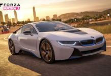 Forza Horizon 3 - BMW i8