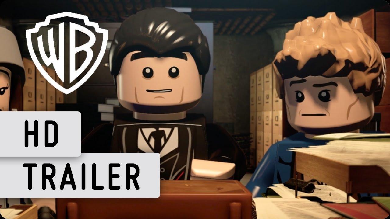 LEGO Dimensions: Neuer Trailer zeigt magische Welt
