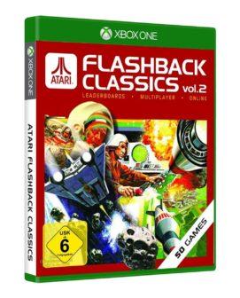 Atari Flashback Classics Volume 2 - Xbox One