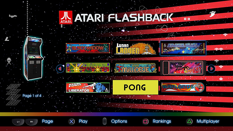 Atari Flashback Classics Volume 1 und 2