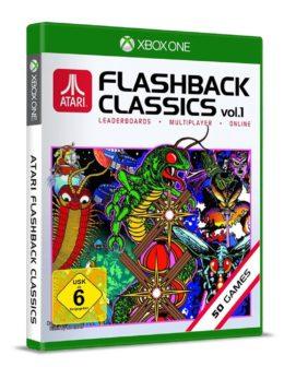 Atari Flashback Classics Volume 1